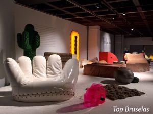 Museo Adam sillón mano