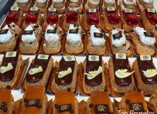 Eclairs & Gourmandises pastelería