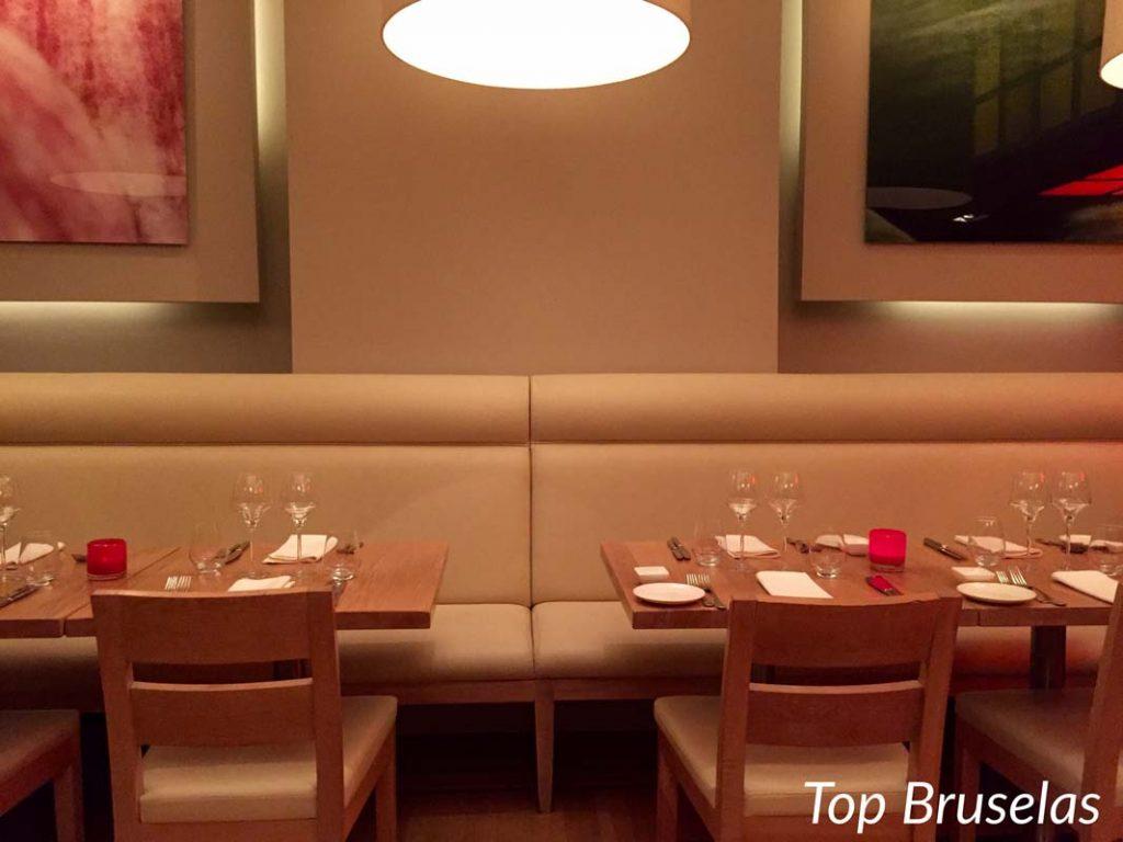 Rouge Tomate Restaurante elegante