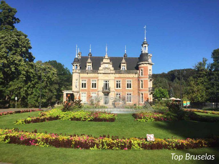 Domaine Huizingen, precioso parque para pasar un día en familia