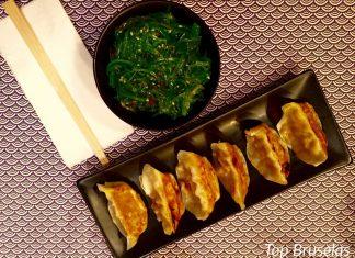 Restaurante Japones Takumi Gyozas