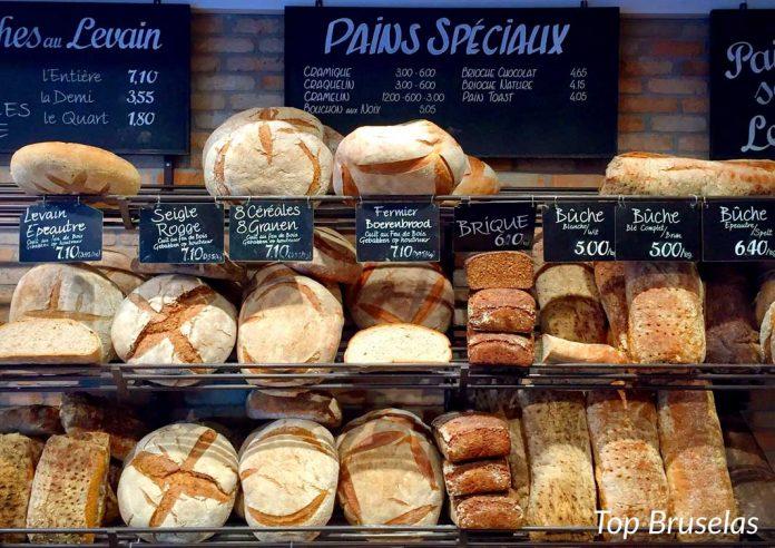 La Ferme du Hameau du Roy es una panadería pastelería artesanal