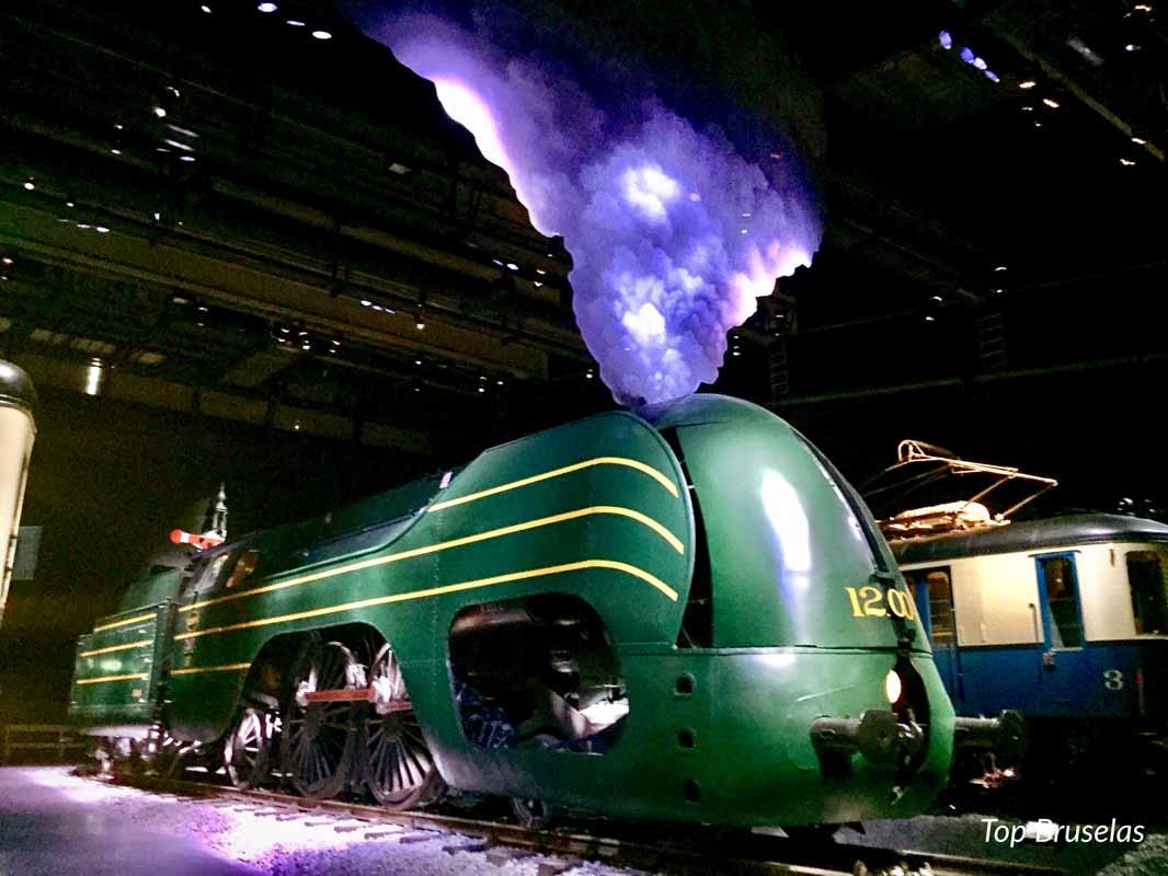 Museo del Tren, un apasionante mundo sobre raíles