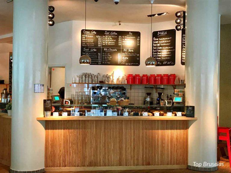 Jat' Café, ambiente cool y buen café