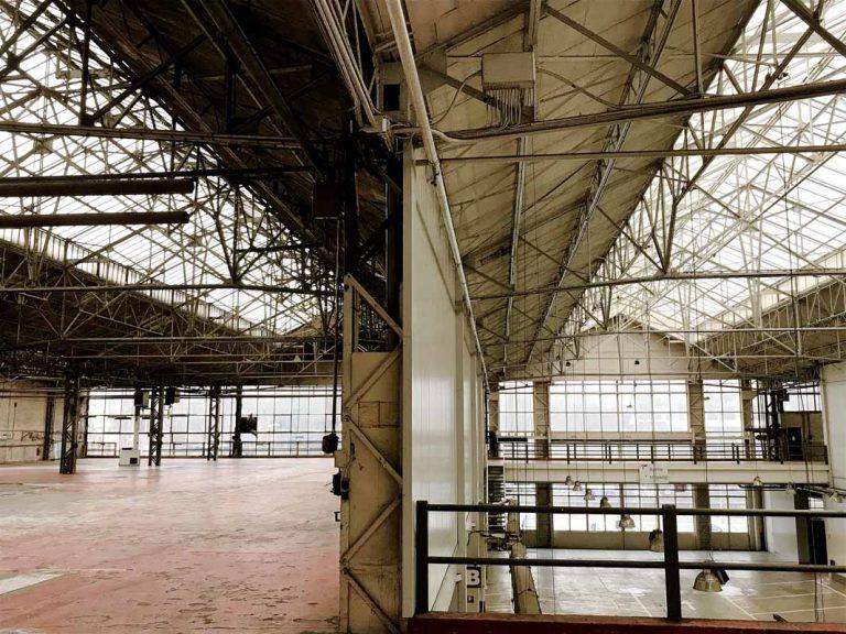 Kanal – Centro Pompidou, futuro eje cultural de bruselas