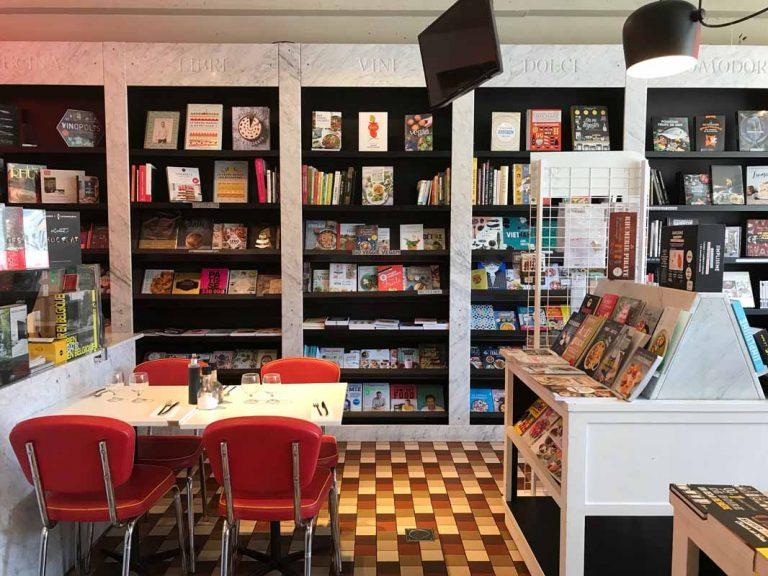 Cook & Book, la librería escenográfica