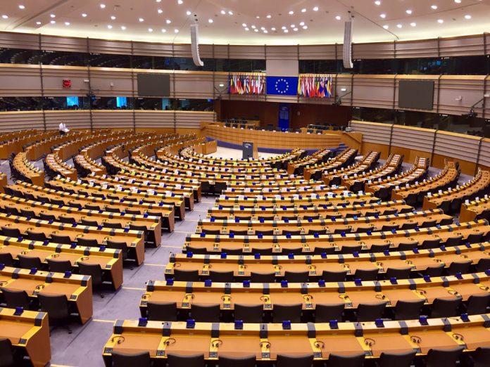 Parlamento Europeo - Mayo 2018