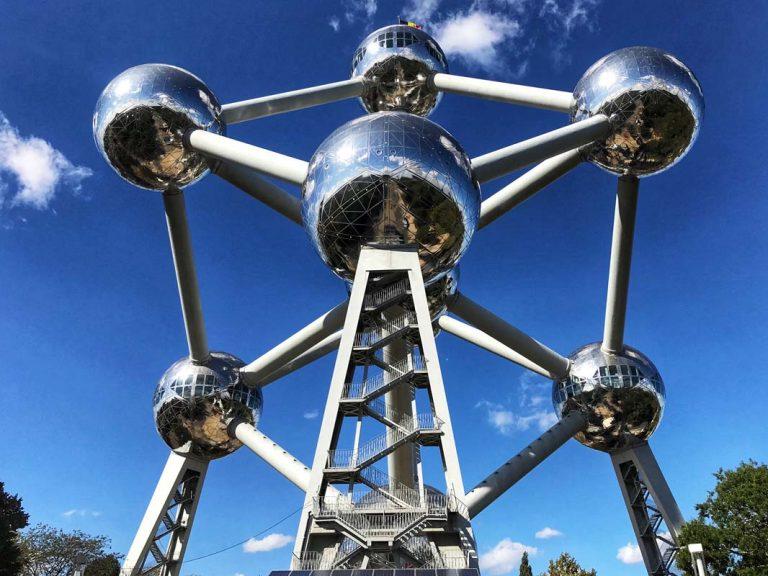 Atomium, 10 cosas que debes saber sobre el símbolo de Bélgica
