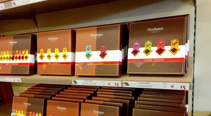 Neuhaus Outlet chocolates de calidad para todos