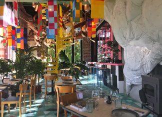 Le Pesage, cocina creativa y ambiente informal en un marco singular