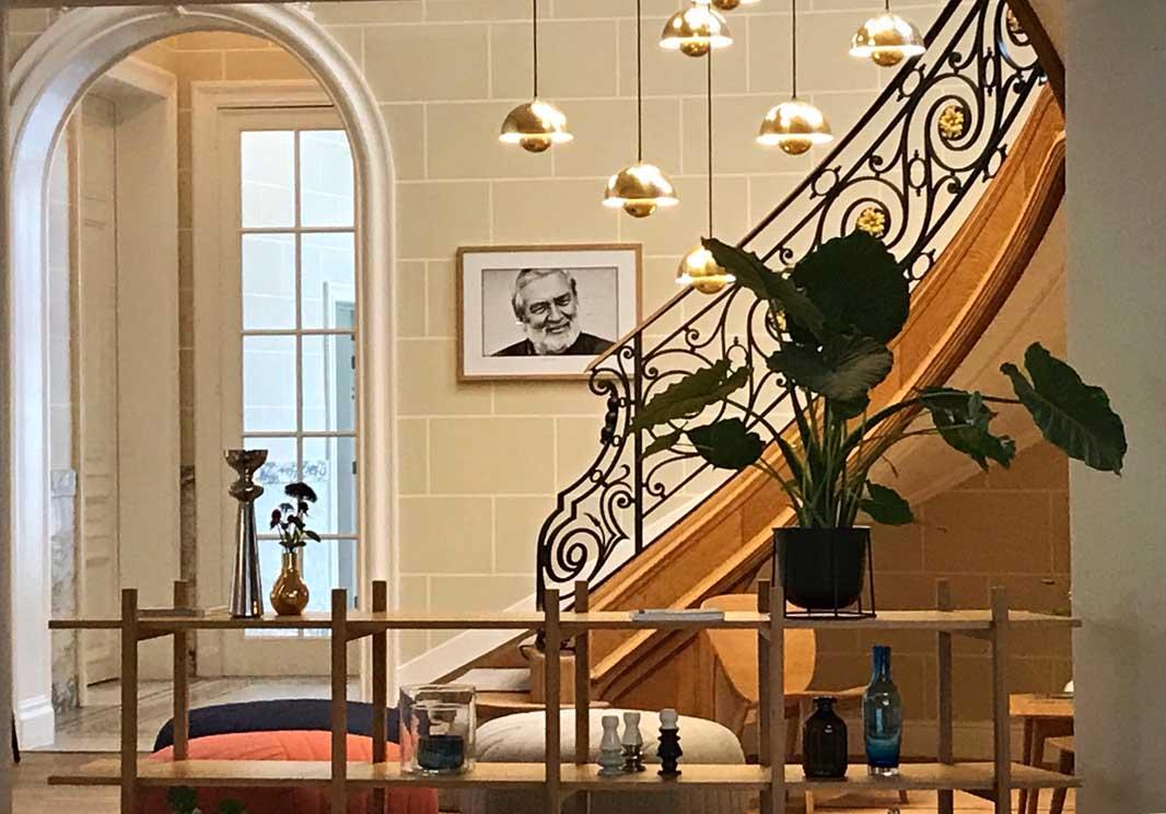 Hotel Hygge, diseño escandinavo en Bruselas
