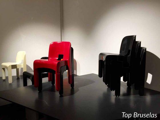 Museo ADAM sillas aplicables