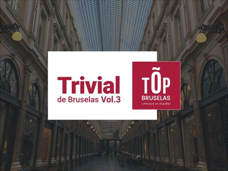 Trivial de Bruselas Volumen 3