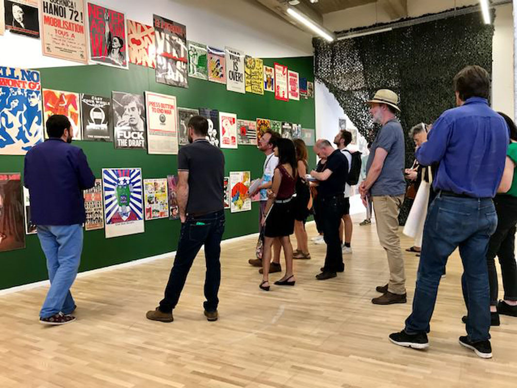 Exposicion Get Up Stand Up del Museo MIMA