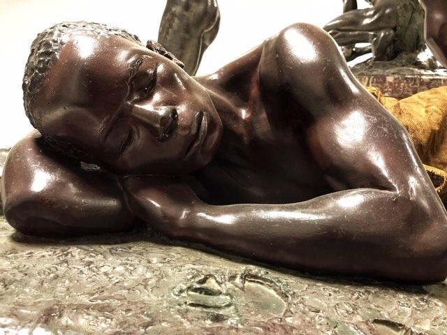 Museo real de Africa Central escultura êrsona