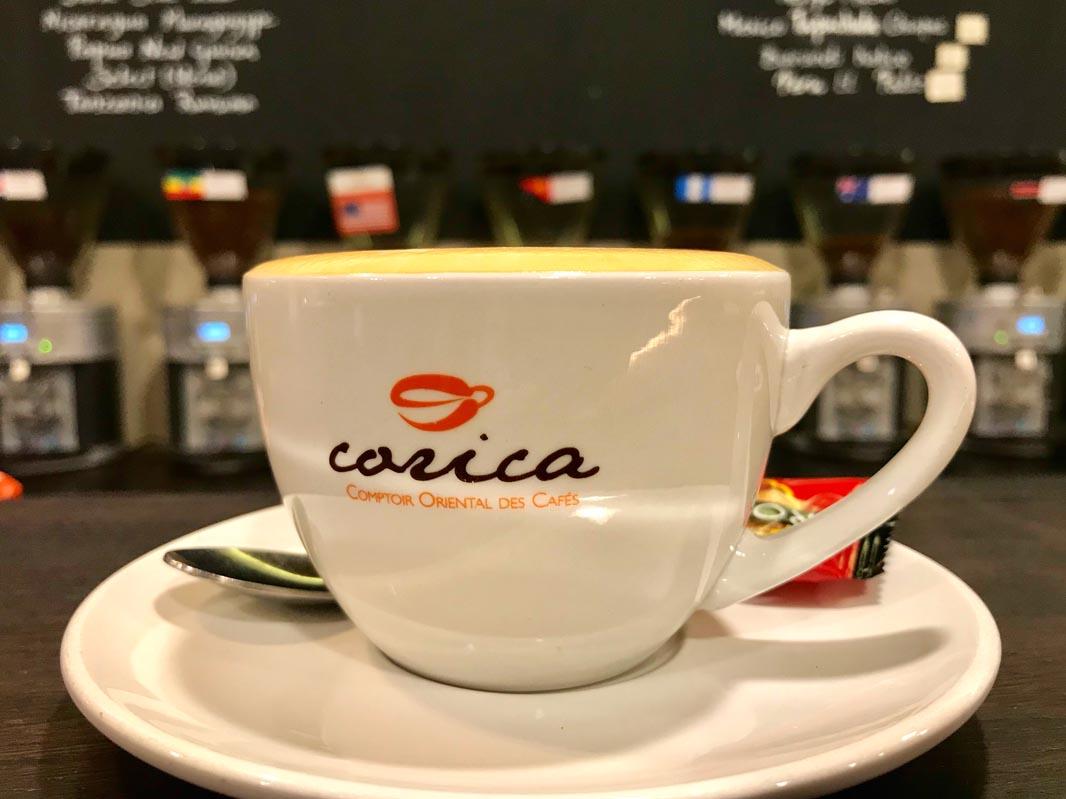 Corica, el santuario de los conocedores de café