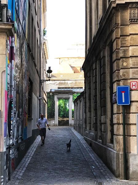 Trivial de Bruselas Vol 3 Impase