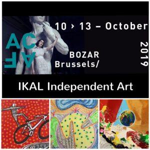 Cartel Ikal Accesible Art Fair