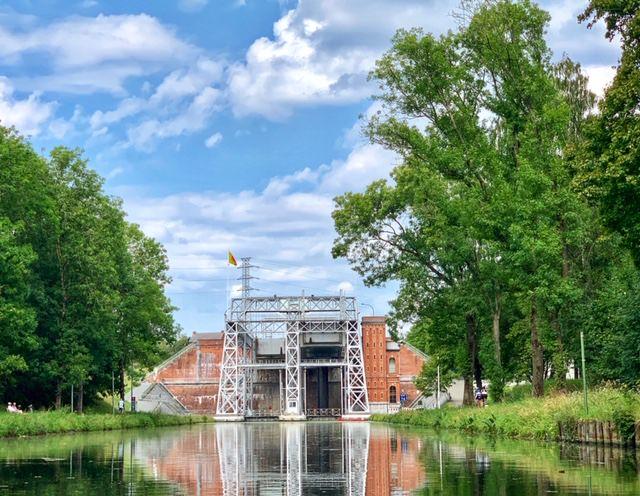 El Patrimonio de la Unesco al borde del agua