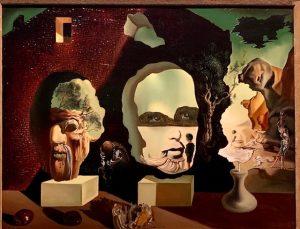 Agenda Noviembre 2019 Exposición Dalí-Magritte