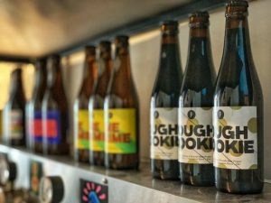 Botellas de cerveza Tough Cookie