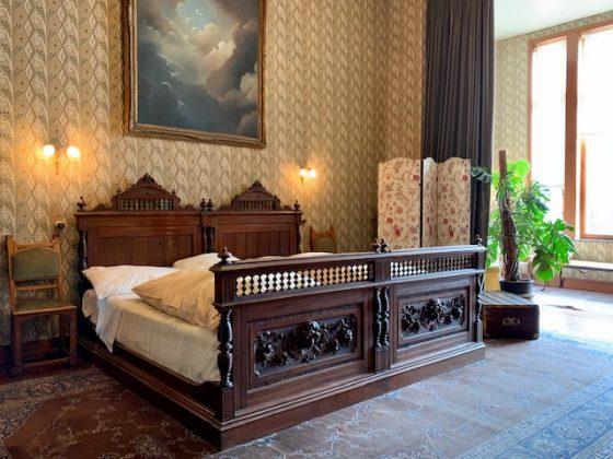 Maison Aurique dormitorio principal