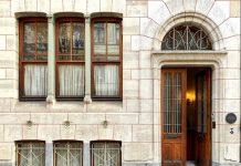 Fachada Maison Aurique