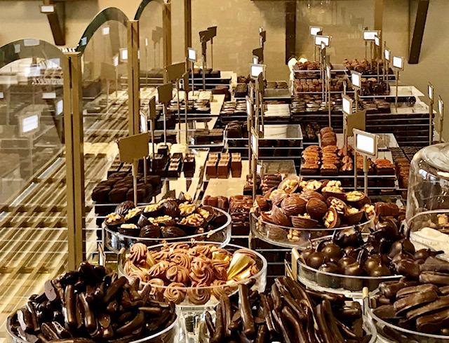 Mary, la exquisita chocolatería cumple cien años