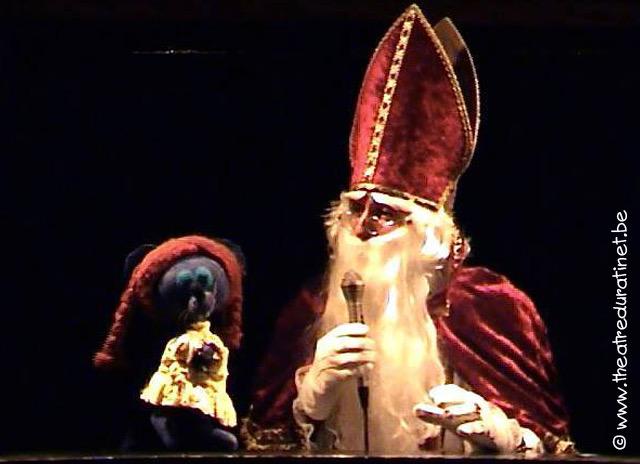 Teatro de marionetas en Bruselas