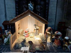 15 planes para disfrutar de Bruselas en familia belen en la catedral