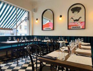 15 planes para disfrutar de Bruselas en familia restaurante bistro nazionale