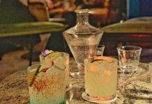 Edgars Flavors celebrando la amistad eterna en Ixelles cocteles