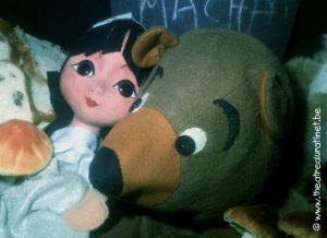foto teatro marionetas