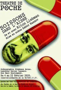 Agenda febrero Theatre de Poche