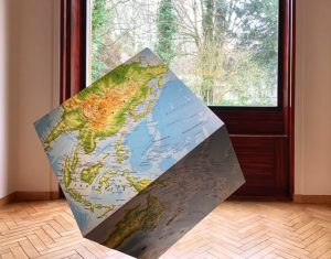 Mappa Mundi cubo