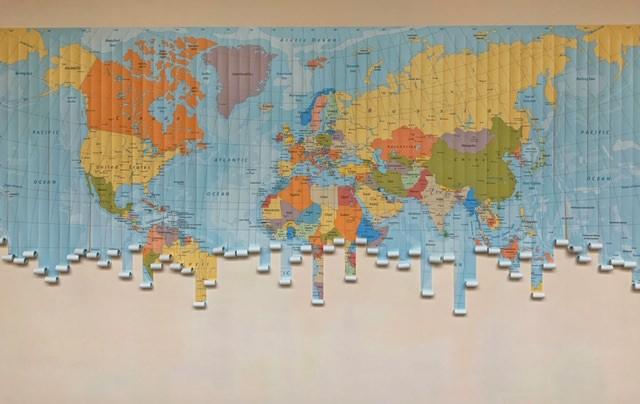 Mappa Mundi extensible