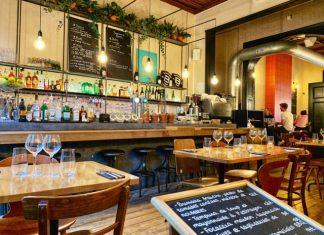DJO vista restaurante