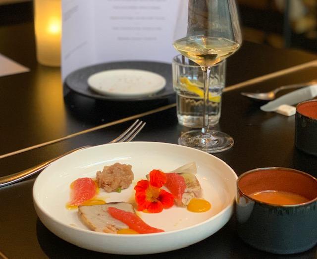La Buvette, bistró gourmet en Saint Gilles