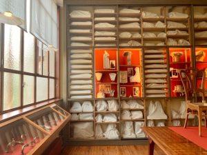 Museo Horta sala de los dibujantes