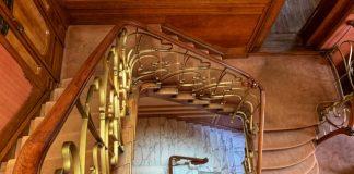 Museo Horta escalera principal