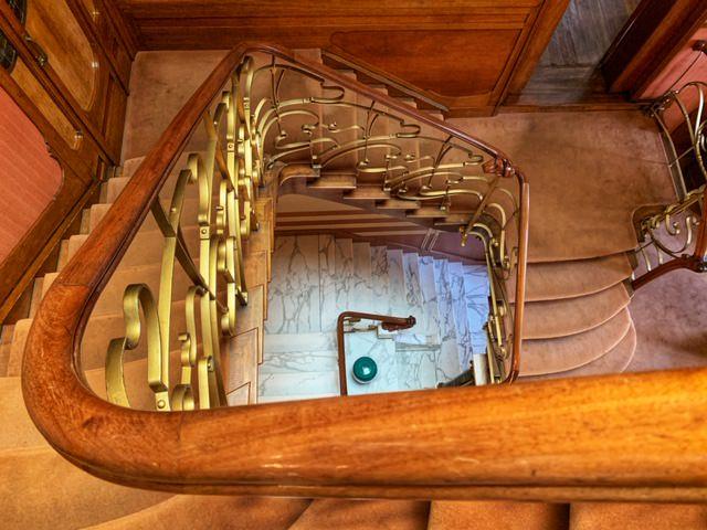 Museo Horta, la casa-taller del padre del Art Nouveau