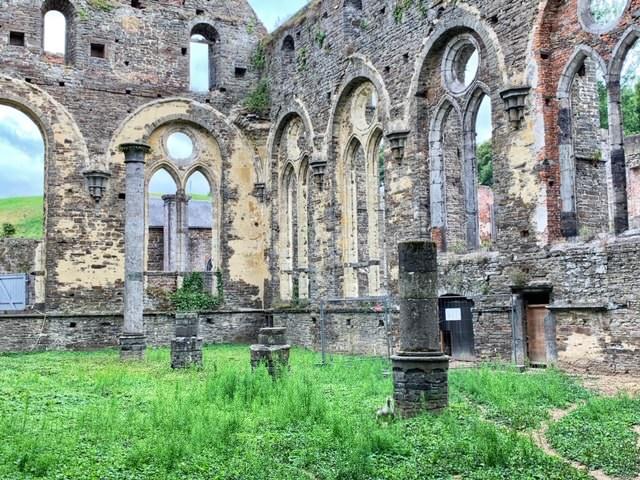 Abadía de Villers