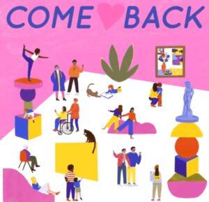Agenda Octubre 2020 Come Back
