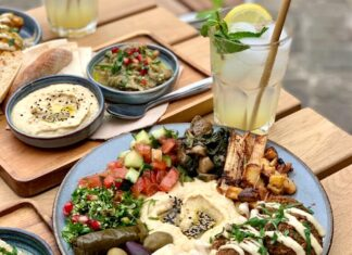 Restaurantes informales Portada
