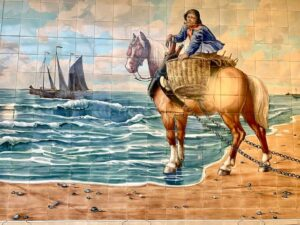 Vincent azulejos pescadores