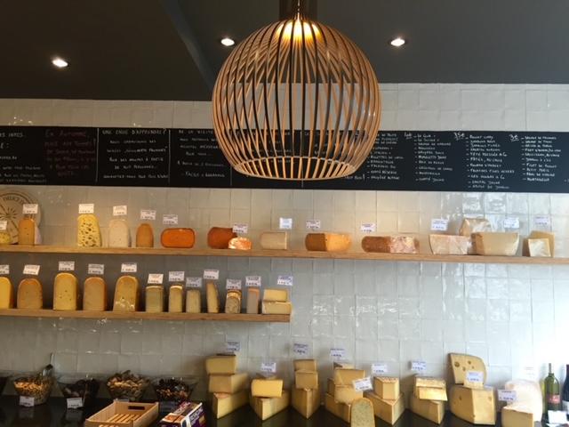Mejores tiendas quesos Bruselas Julien Hazard