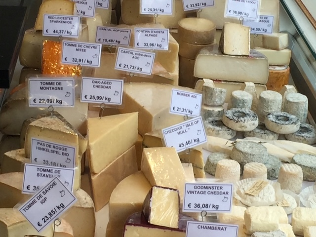 Las mejores tiendas de quesos de Bruselas