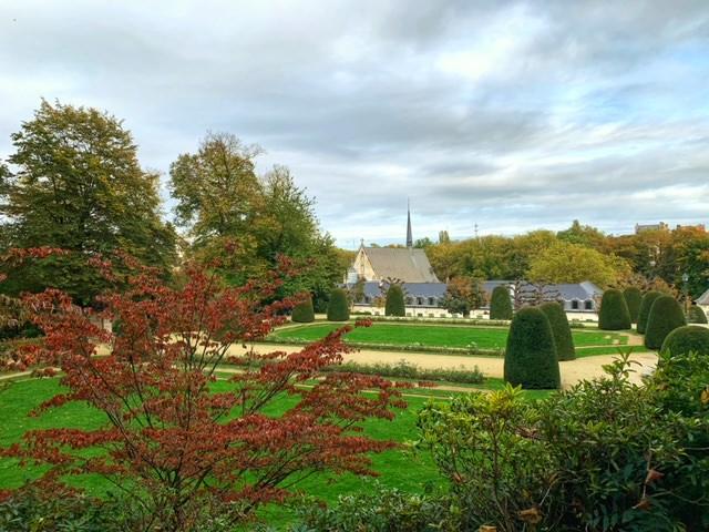 Jardín de la Abadía Cambre