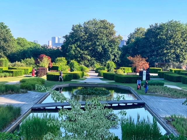 Parques y jardines bonitos jardin florista portada