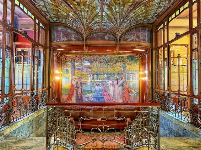 Casa Solvay, el nuevo museo imprescindible de Bruselas